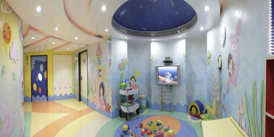 Pediatric Ward